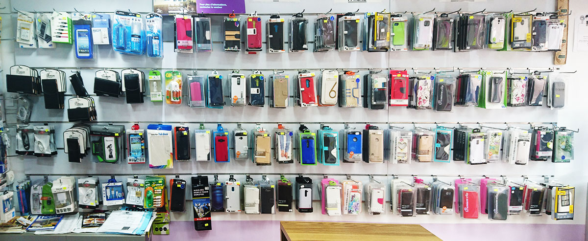 Mobile phone panels
